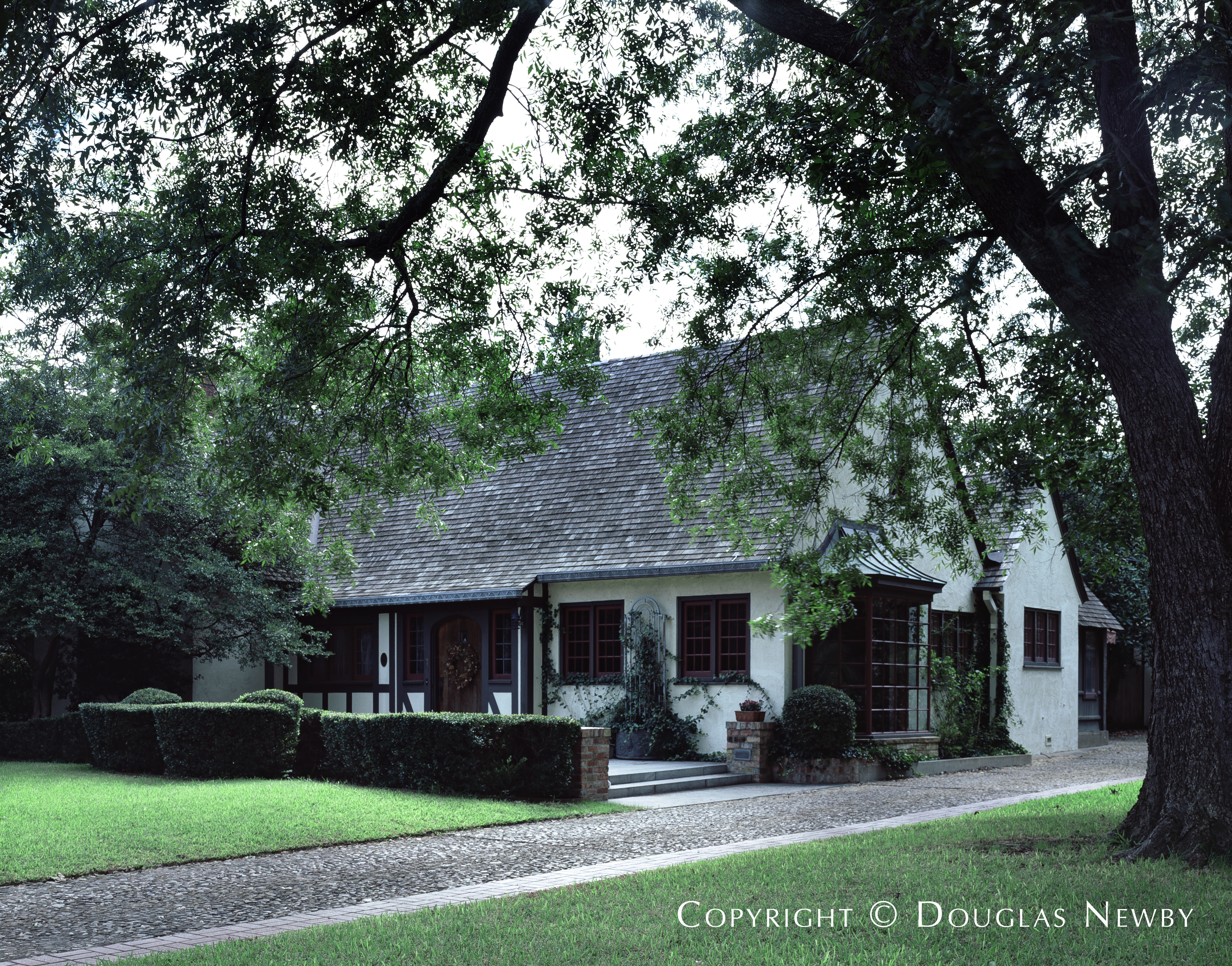 Mark Lemmon Designed Home in Fourth Section of Old Highland Park