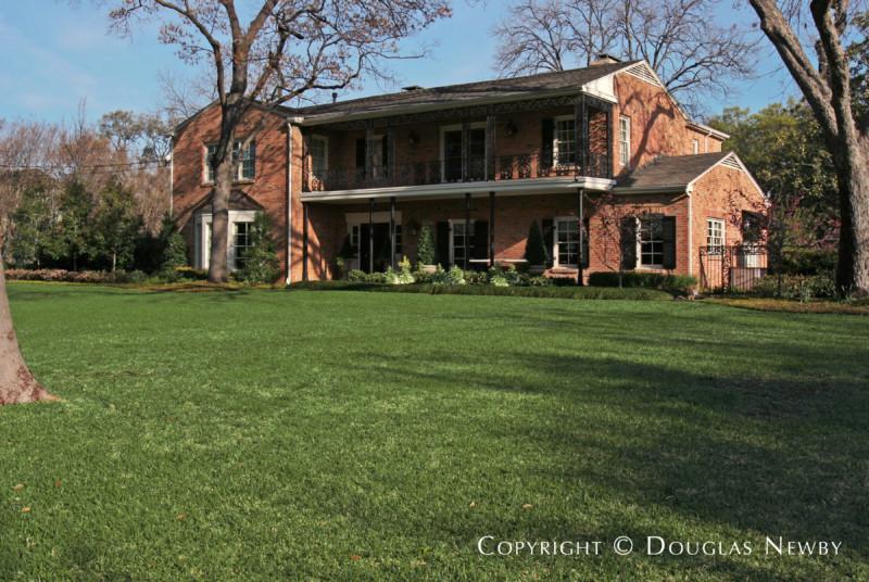 Wilson McClure, Architect, Designed Dallas Texas Modern Homes in