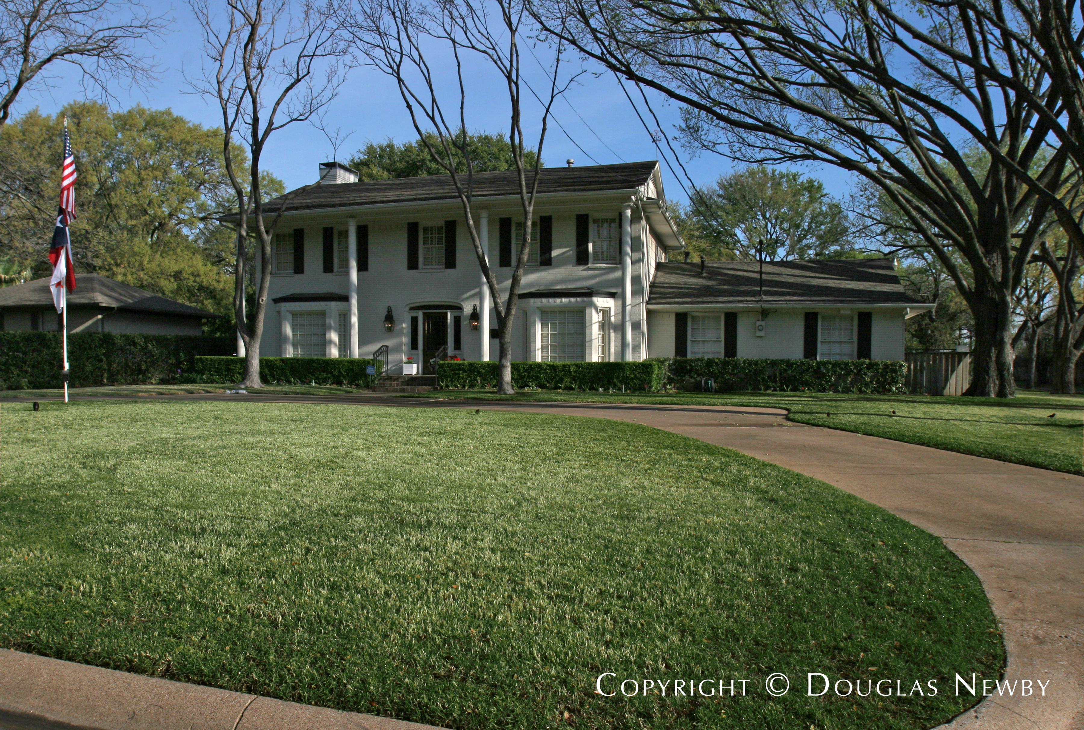 5569 Wenonah Drive, Dallas, Texas