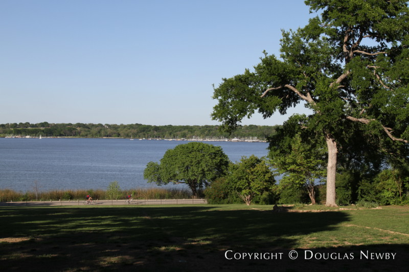 White Rock Lake Home sitting on 3.01 Acres