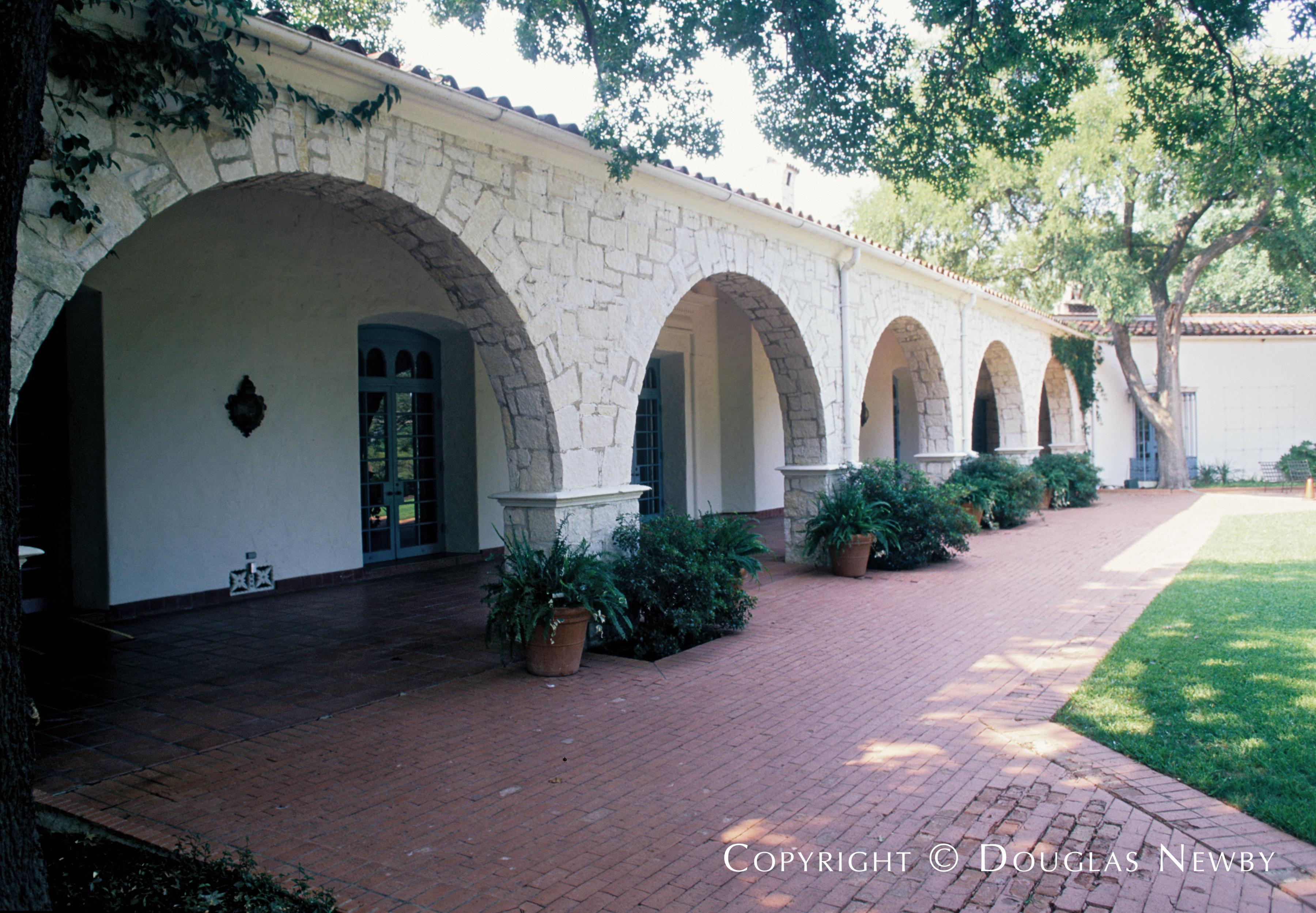 Shutt & Scott Designed Home in Garland Road