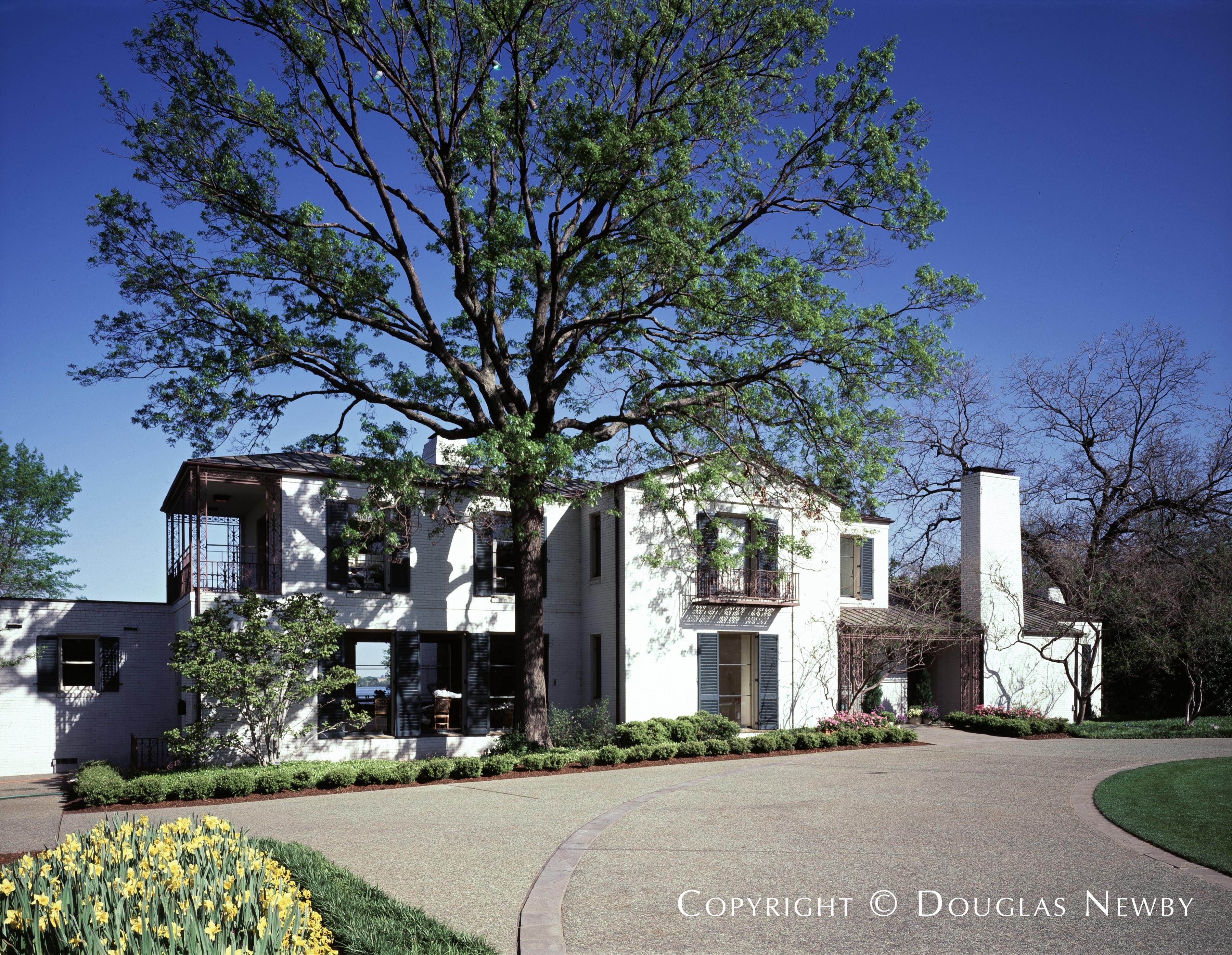 John Staub Designed Home