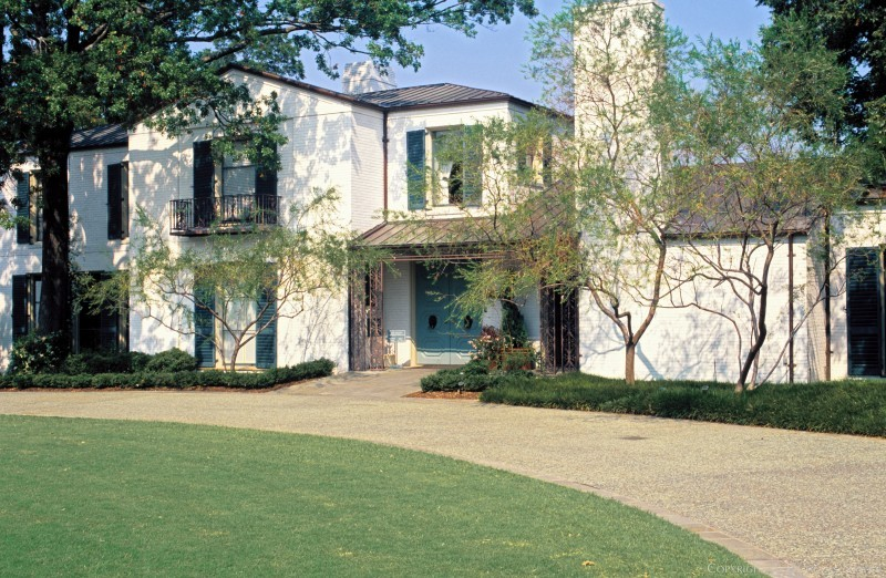 Architect John Staub Designed Home