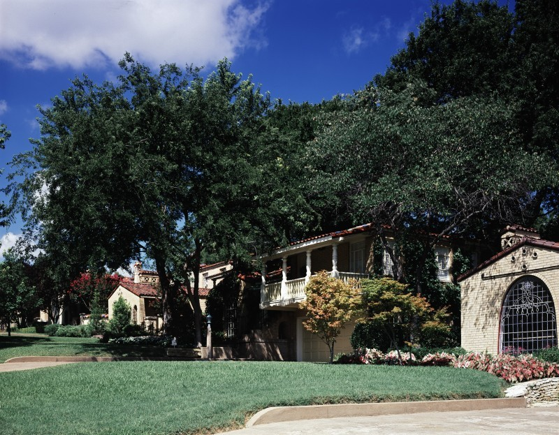 Architect Clifford D. Hutsell Designed Home