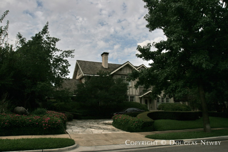 First Section of Old Highland Park Real Estate