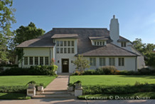 Contemporary Home Designed by Architect Merrill, Pastor & Colgan - 3509 Crescent Avenue
