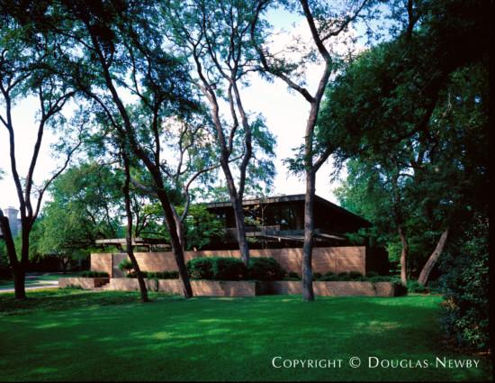 E.G. Hamilton Designed Contemporary House