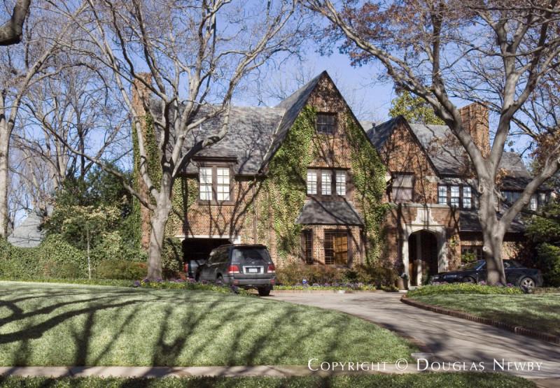 Anton Korn Home built in the 1920s