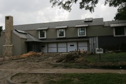 Frank Welch Home built in the 2000s
