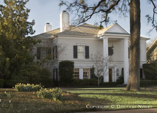 Home Designed by Architect Robert T. Samuels - 3909 Miramar Avenue