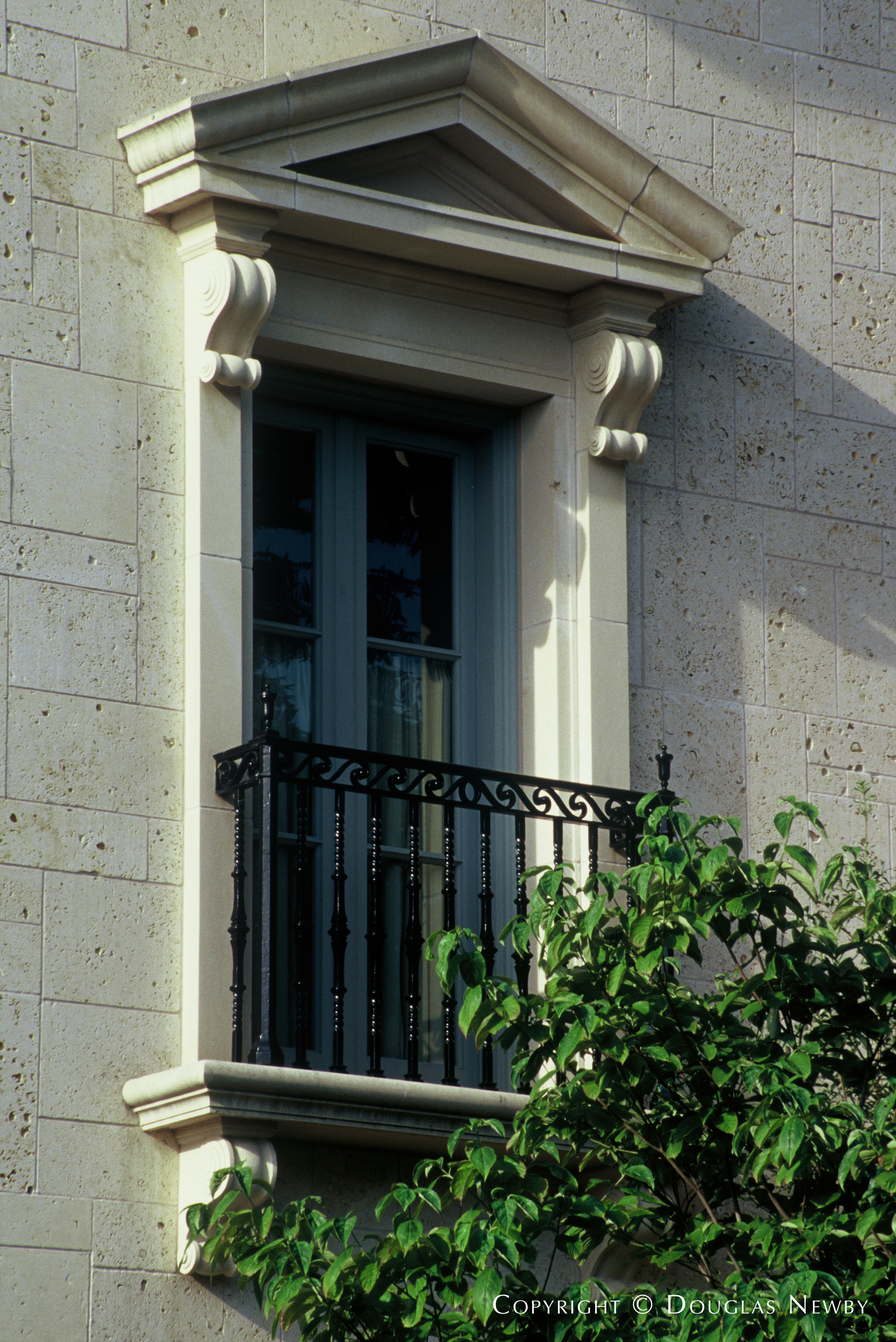 Second Section of Old Highland Park Home