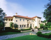 Significant Mediterranean Real Estate Designed by Architect Richardson Robertson III - 4001 Beverly Drive
