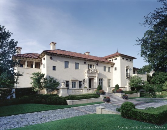 dallas architecture: elements of style
