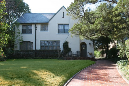 Home Designed by Architect Herbert M. Greene - 4511 Highland Drive