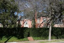 Residence Designed by Architect Henry Coke Knight - 4600 Lakeside Drive