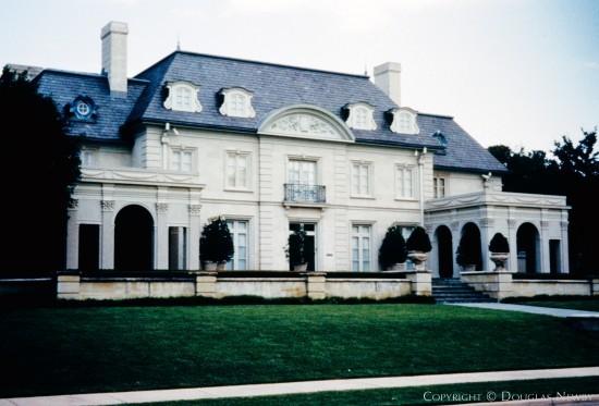 House Designed by Architect Anton Korn - 4900 Lakeside Drive
