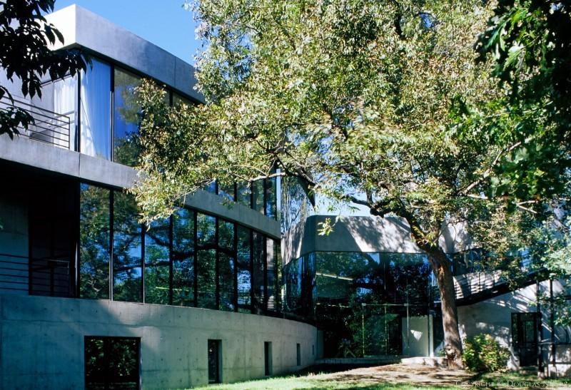 Architect Antoine Predock Designed Home in Highland Park
