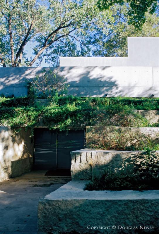 Antoine Predock Home built in the 1990s