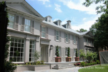 French Neo-Classical Residence Designed by Architect Wilson Fuqua - 4400 Saint Johns Drive