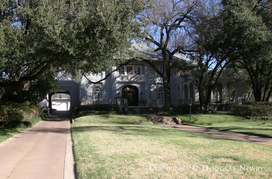 Barnett, Haynes & Barnett Home built in the 1910s