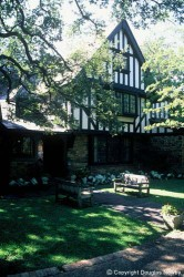 Highland Park Tudor Real Estate on 0.34 Acres