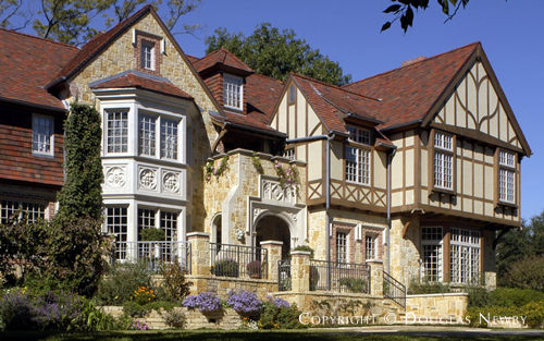 english - Mansion Architectural Styles