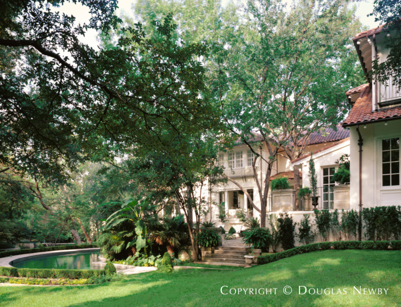 Henry B. Thomson Mediterranean Home built in the 1910s