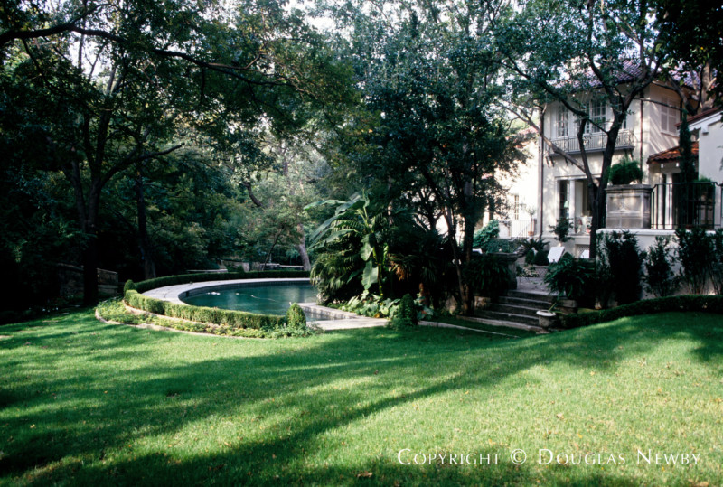 Architect Henry B. Thomson Designed Mediterranean Home in Highland Park