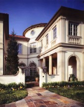 Estate Home Designed by Architect Richard Drummond Davis - 4300 Armstrong Parkway