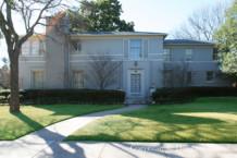 Home Designed by Architect La Roche & Dahl - 4301 Bordeaux Avenue