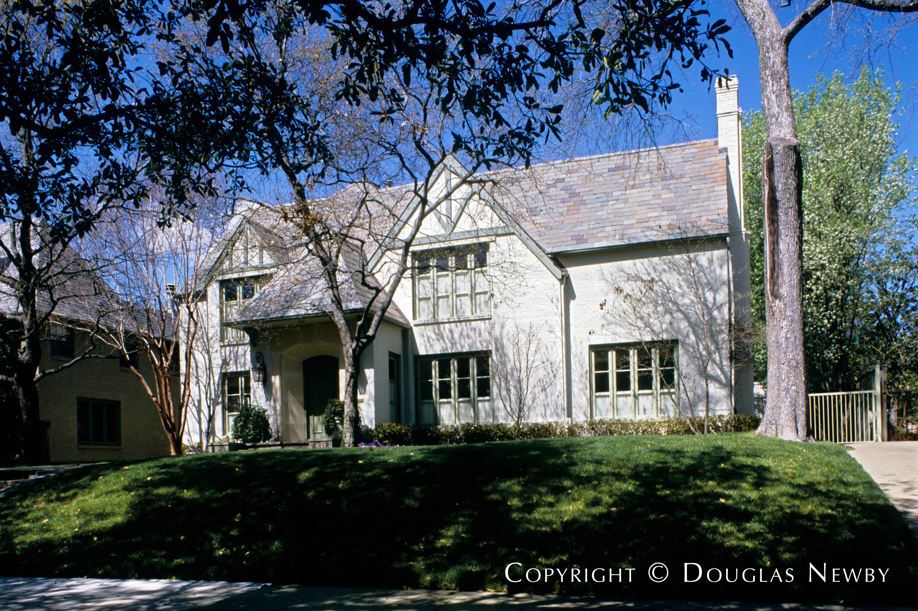 Architect George N. Marble Designed Home in Highland Park