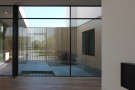 Interior of Modern Architect Designed Home in Preston Hollow
