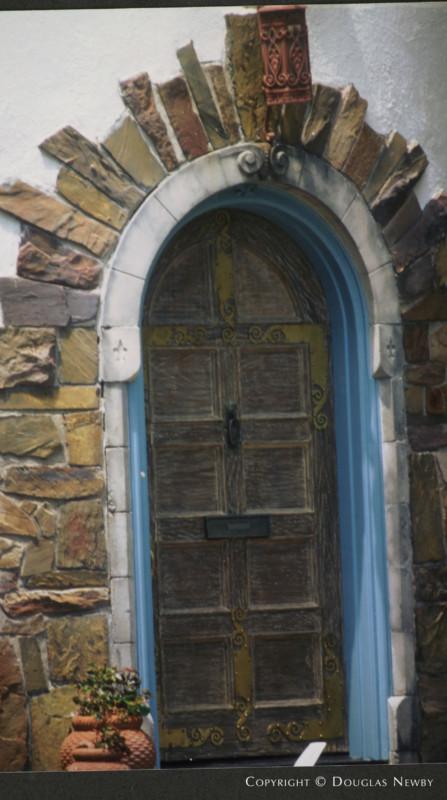 Fooshee & Cheek Spanish Colonial Revival Home built in the 1920s