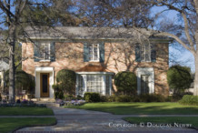Residence in Highland Park - 4300 Beverly Drive