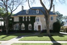 Home Designed by Architect Clyde H. Griesenbeck - 4209 Edmondson Avenue