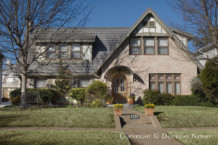 House Designed by Architect William A. Cooke - 4320 Edmondson Avenue