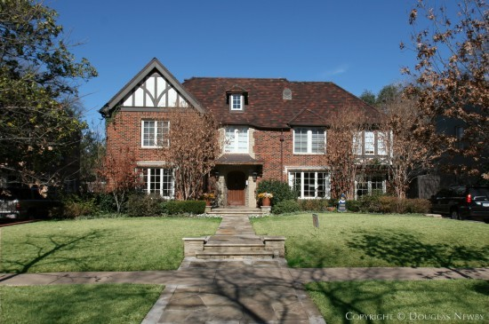House Designed by Architect Linskie & Witchell - 4312 Versailles Avenue