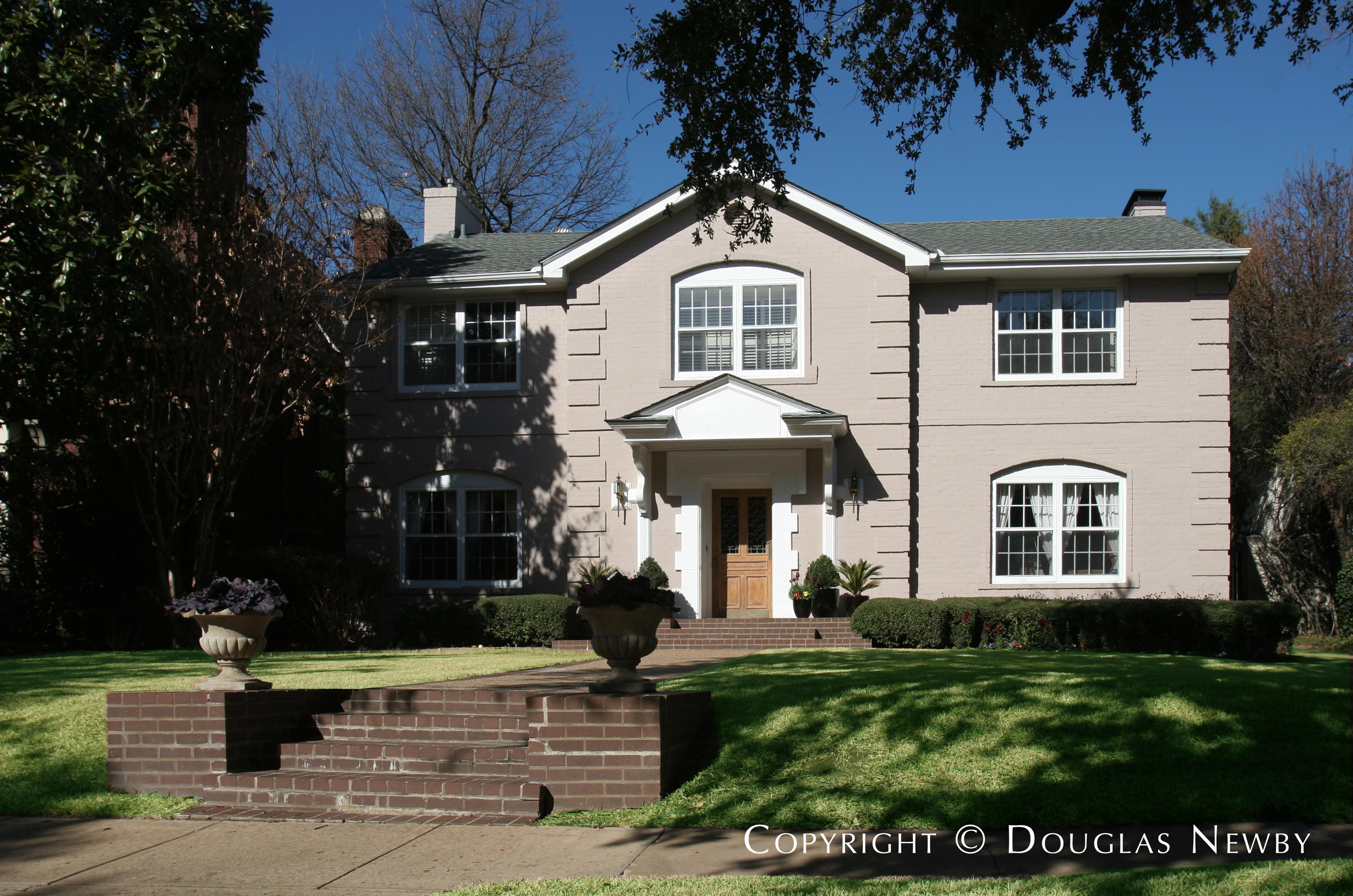 Highland Park Real Estate on 0.21 Acres