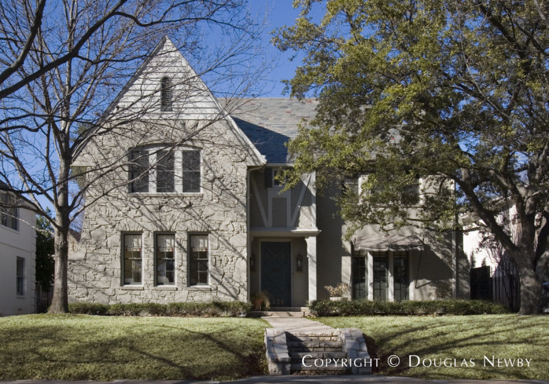 Fourth Section of Highland Park West of Preston Real Estate