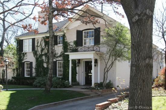 Residence Designed by Architect Fonzie E. Robertson - 4517 Lorraine Avenue