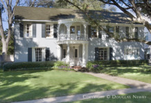Home Designed by Architect James E. Duff - 4412 Lorraine Avenue