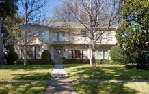 House Designed by Architect Thompson & Perry - 4408 Lorraine Avenue