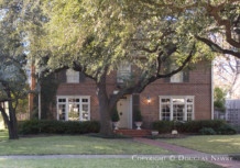 Residence in Highland Park - 4501 Beverly Drive