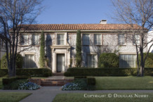 Residence Designed by Architect Harwood K. Smith - 4432 North Versailles Avenue