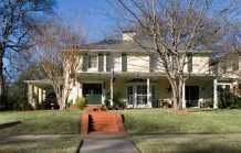 House Designed by Architect Sadler & Armstrong - 4444 North Versailles Avenue