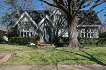 Home Designed by Architect William I. Cole - 4520 South Versailles Avenue