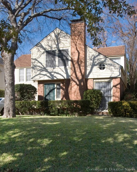 Home Designed by Architect Luther E. Sadler - 4550 Arcady Avenue