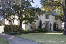 Home Designed by Architect Luther E. Sadler - 4409 Belclaire Avenue