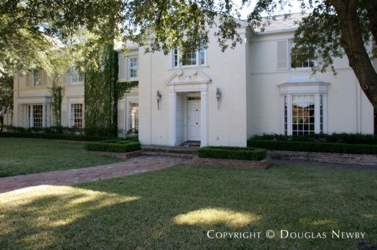 Residence Designed by Architect Harwood K. Smith - 4449 Belfort Avenue