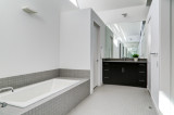Classic Modern Bathroom by Architect Lionel Morrison